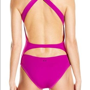 Oakley one piece bathing suit